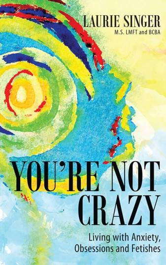 You're Not Crazy by Laurie Singer, author interview on The Table Read.