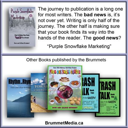 Books by Lillian Brummet, author interview on The Table Read