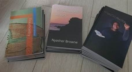 Books by Nyasher Browne on The Table Read