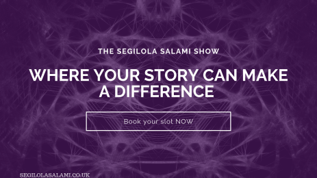 The Segilola Salami Show, Podcast, Podcaster Interview on The Table Read