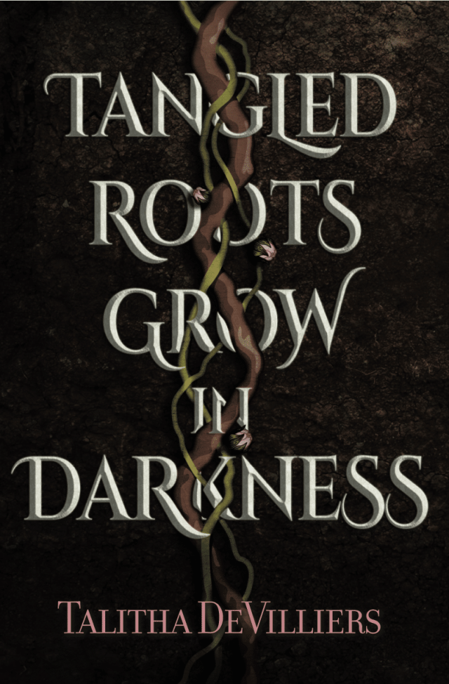 Talitha DeVilliers, author interview on The Table Read, Tangled Roots Grow In Darkness