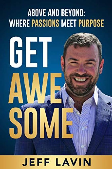 Jeff Lavin, author of Get Awesome, interview on The Table Read
