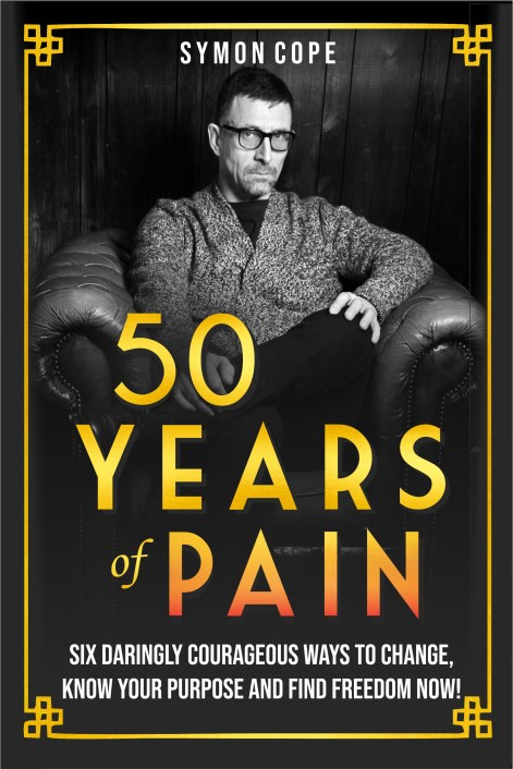 50 Years Of Pain by Symon Cope, author interview on The Table Read