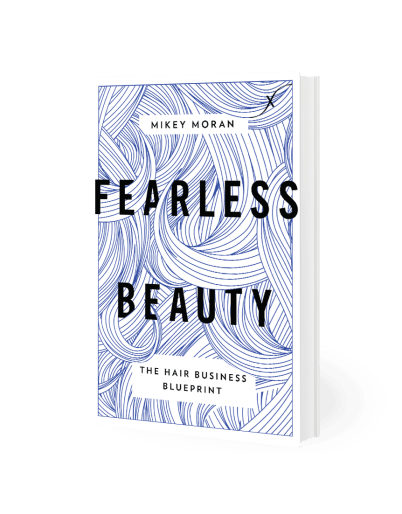 Mikey Moran author of Fearless Beauty on The Table Read