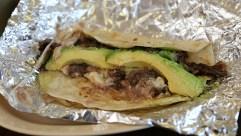 Inside the Norton taco