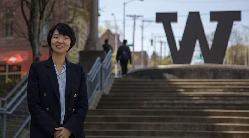 UWT professor Dr. Ji-Hyun Ahn publishes new book