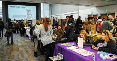 Student Involvment Fair encourages participation in campus life