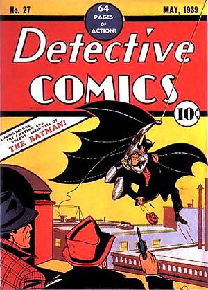 The Batman 1st