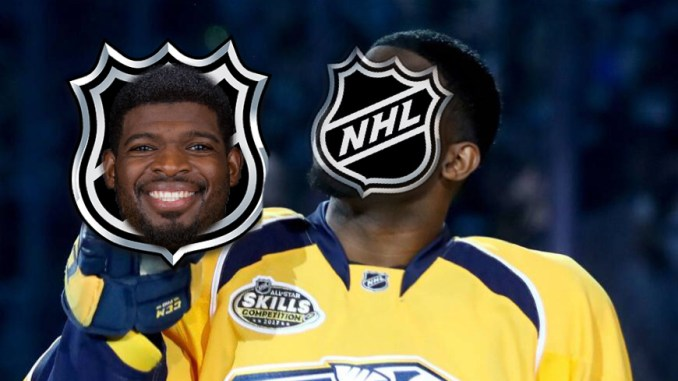 Pk Subban Needs To Be The Face Of The Nhl The Tailgate Society