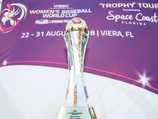 Women's Baseball World Cup - Trophy Tour - Nattionals A72O7198