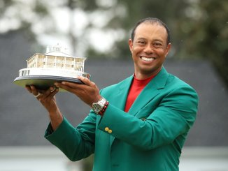Tiger 2019 Masters