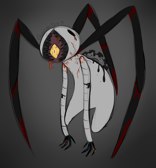 OogiesGirl207 — Creepy Spider Taleoid