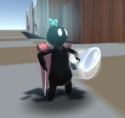 RPGgrenade — Silent Knight Taleoid Skin