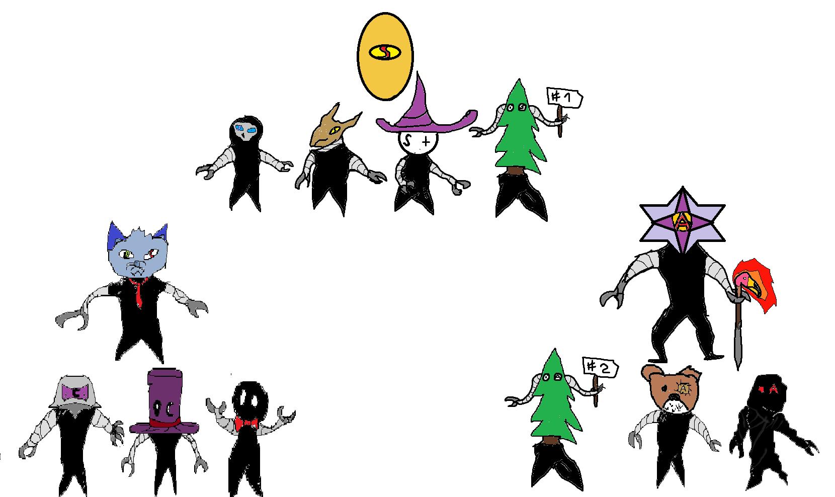 Excelsius — Mod Team Taleoids