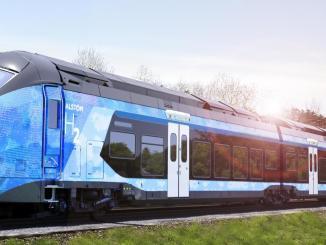 La SNCF passe commande à Alstom des premiers trains à hydrogène français.