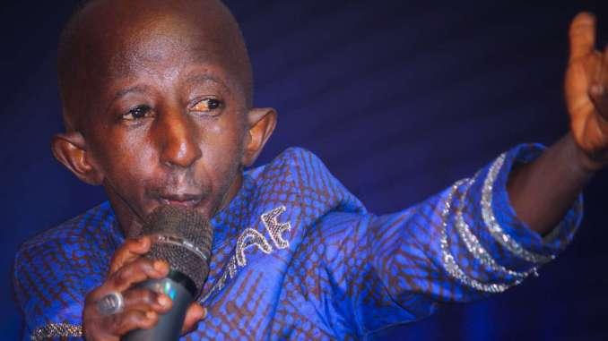 Grand P : Après la politique, il veut devenir président de la fédération de football