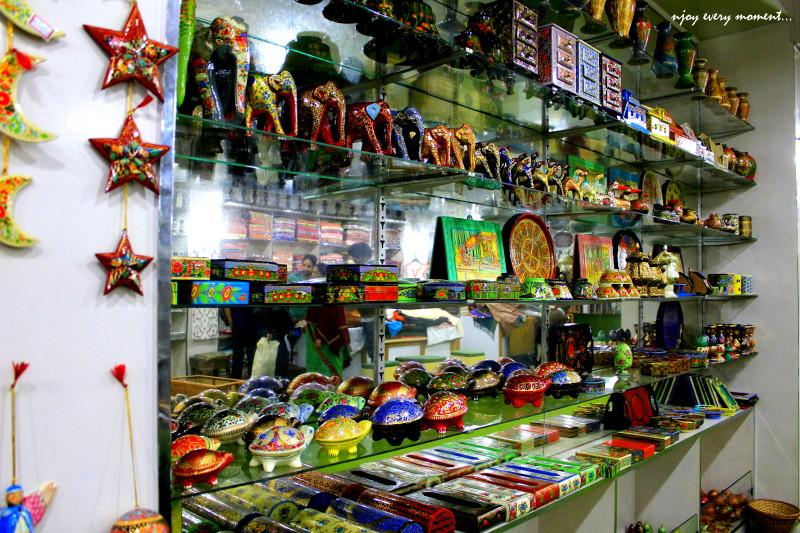 Kashmir Art And Crafts