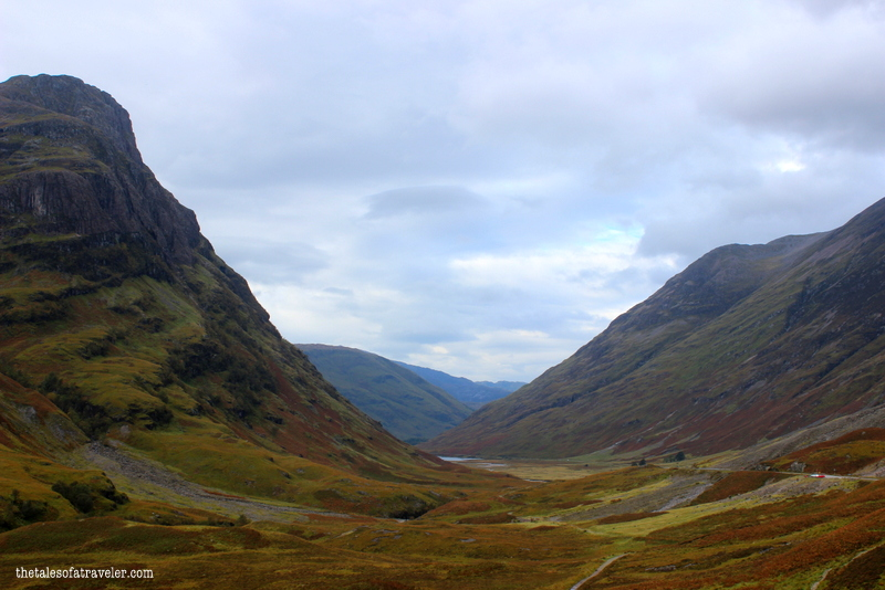 10 Reason Not to visit Scotland in October 1