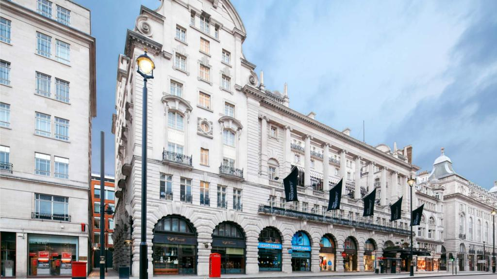 Le Meridien Piccadilly london hotel review
