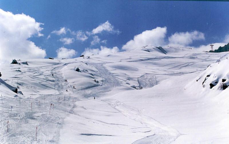 Auli-winter-destination-india
