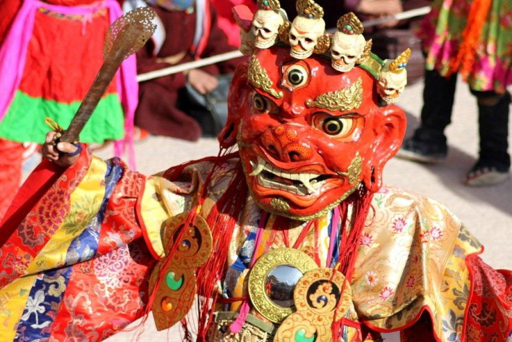 gustor festival ladakh leh kashmir