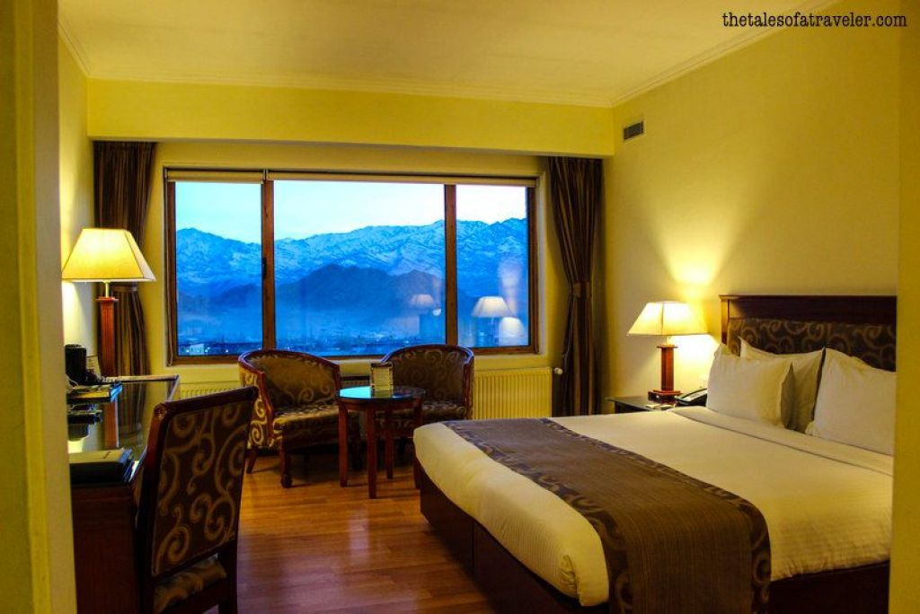 Hotel Grand Dragon Ladakh Review