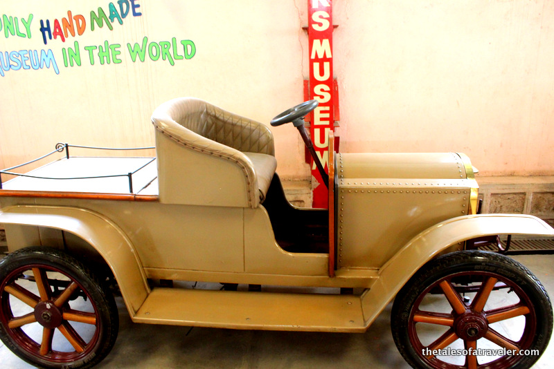 Sudha Car Museum Hyderabad 7