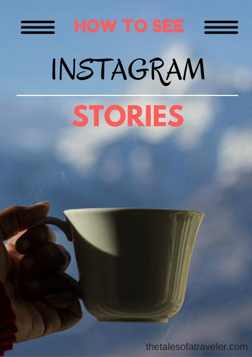 HOW TO SEE INSTAGRAM STORIES 1