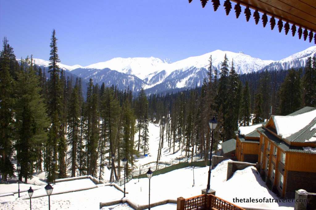 REVIEW The Khyber Himalayan Resort & Spa Gulmarg
