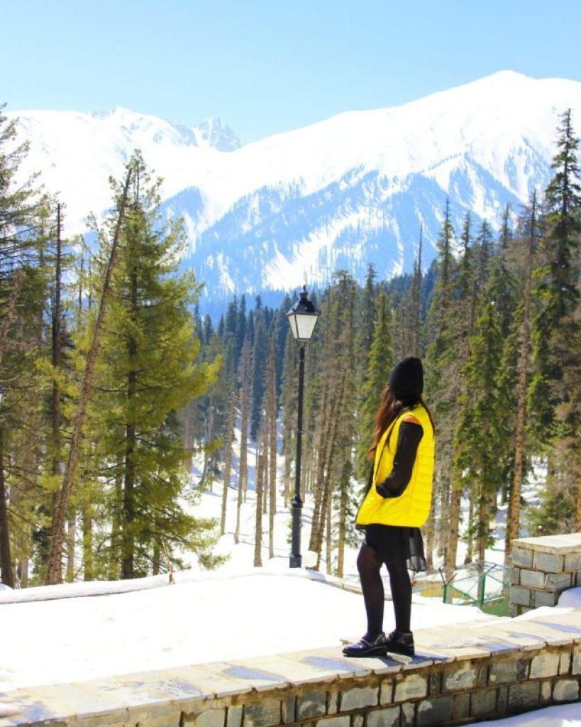 Packing for Kashmir in April