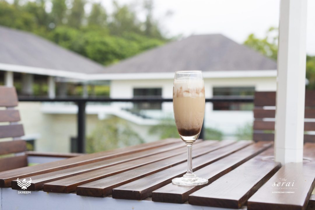 The Serai Chikmagalur Resort Review - Welcome Drink