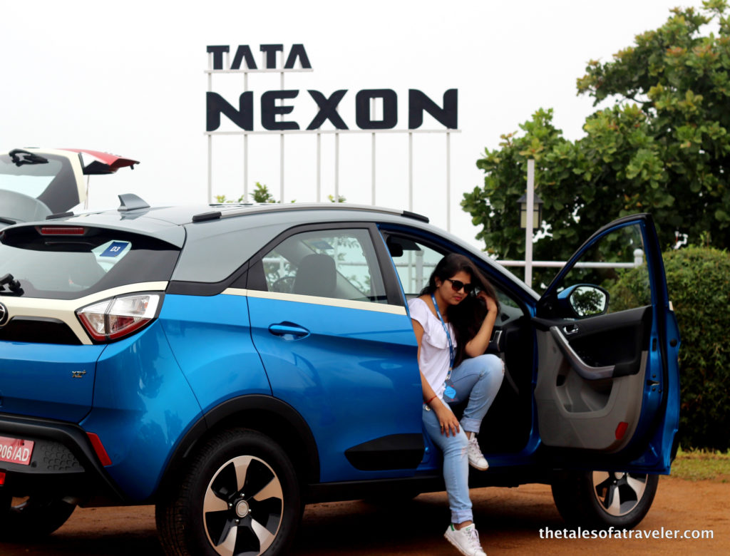 Tata Nexon Review Amp First Hand Experience Road Trip In Kochi