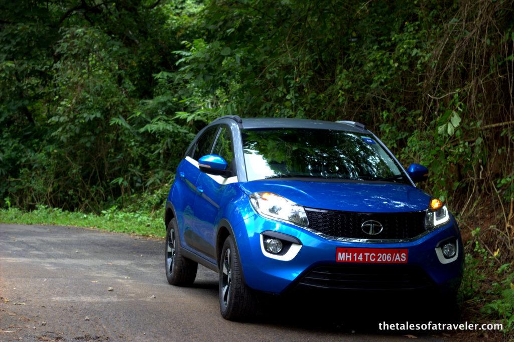 Tata Nexon Review - Looks