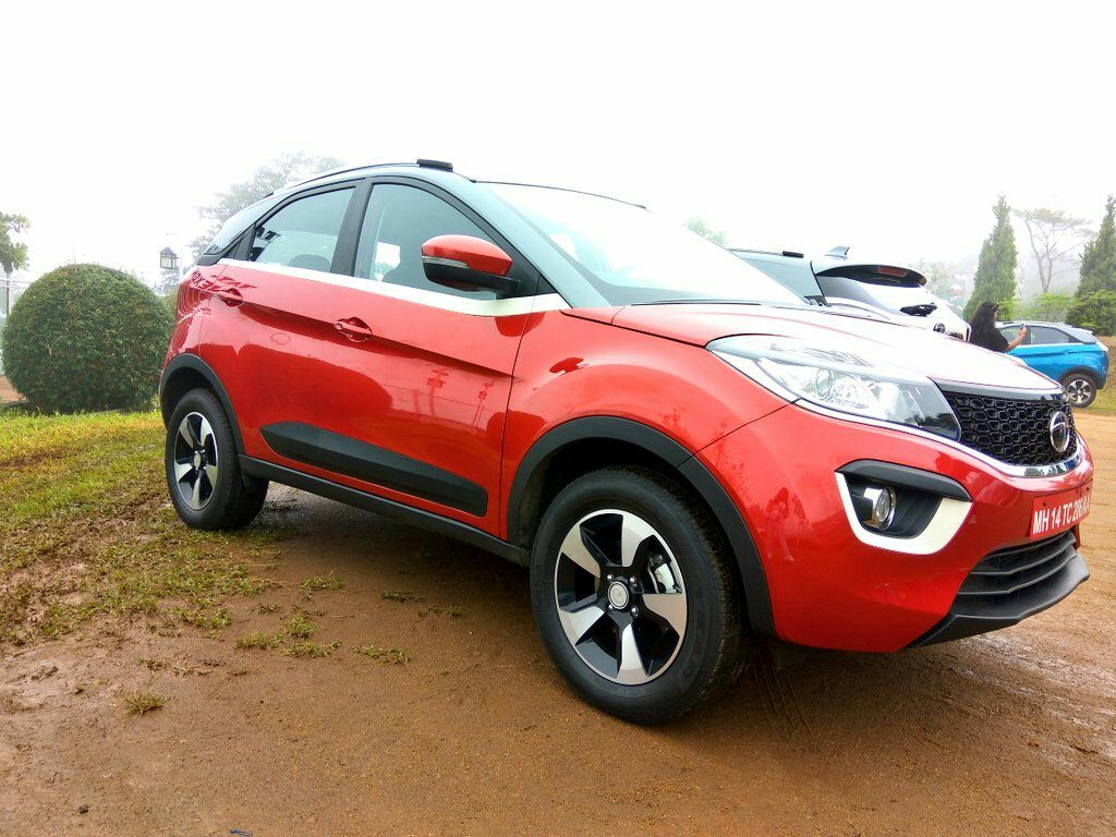 Tata Nexon Review - Petrol Variant