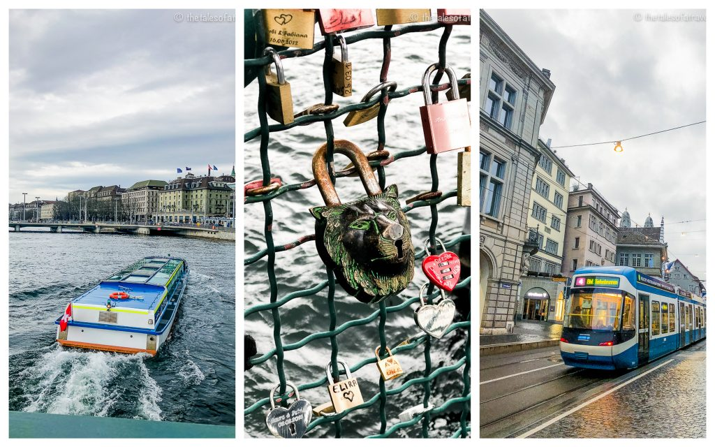 Switzerland Itinerary with Swiss Travel Pass - Boat Rides in Zurich
