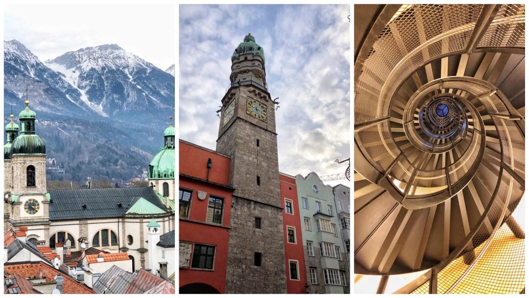 City Tower, Innsbruck, Austria