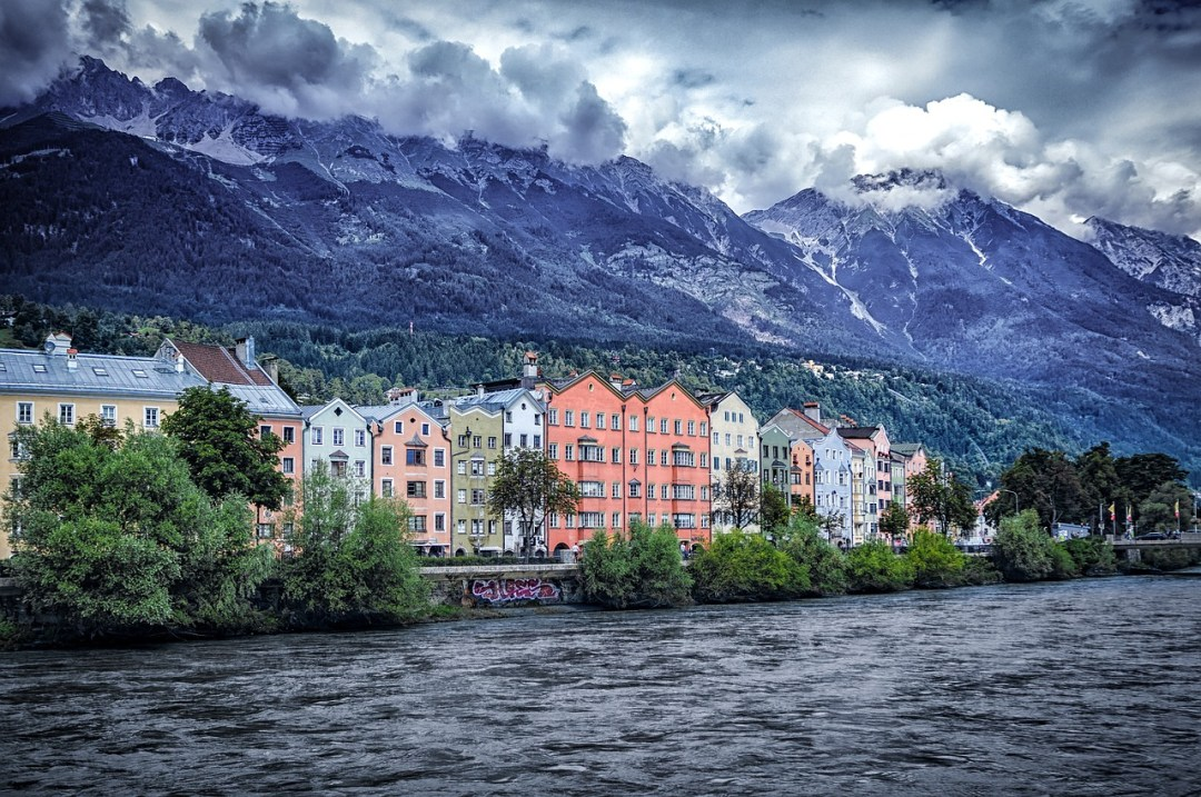 Innsbruck - Best Winter Destinations To Explore with Interrail / Eurail Pass