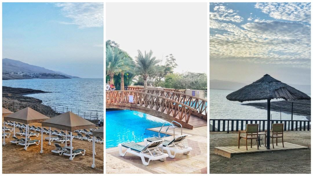 Luxury Resort Near Dead Sea Jordan