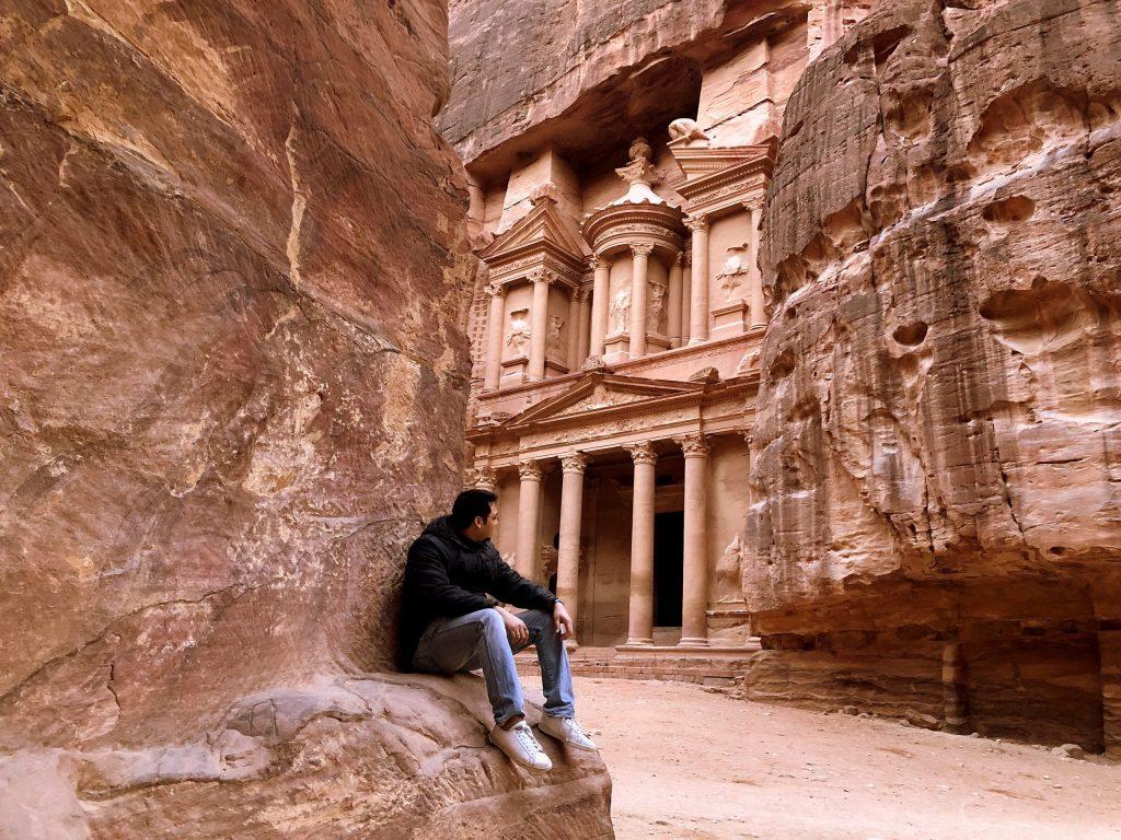 Jordan Road Trip Itinerary - Petra