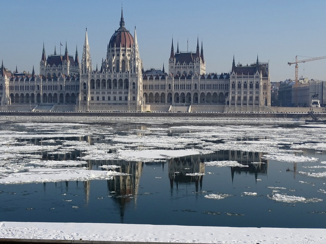 Budapest - Best Winter Destinations To Explore with Interrail / Eurail Pass