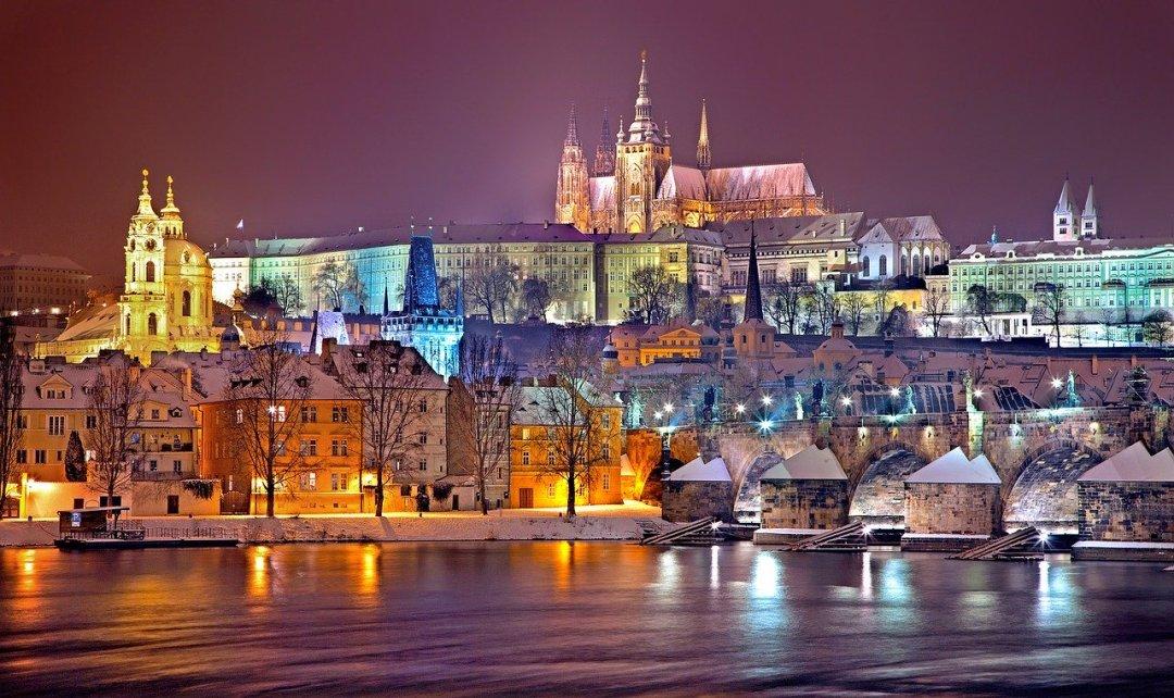 Prague - Best Winter Destinations To Explore with Interrail / Eurail Pass