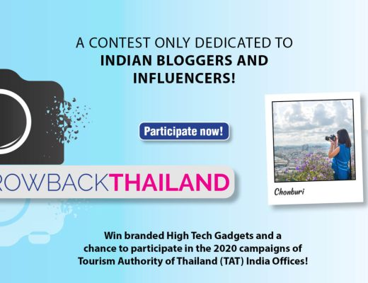 Thailand Travel contest