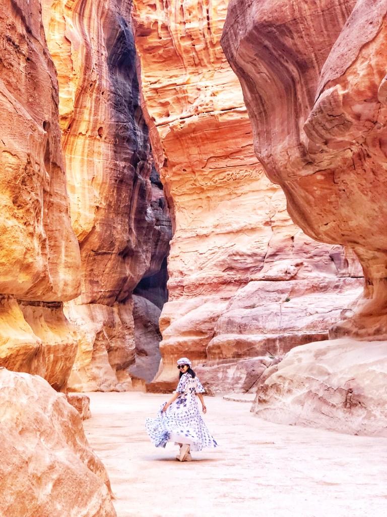 Treasury Trail , Jordan