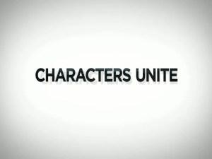 Characters Unite