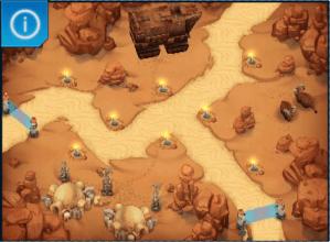 Star Wars: Galactic Defense - Tatooine, Light Side Level 6