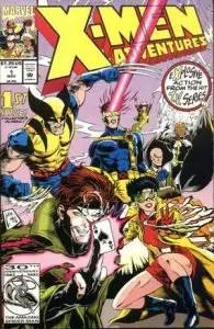 X-Men_Adventures_Vol_1_1