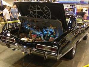 Car from Supernatural