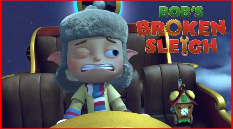 Bob's Broken Sleigh #25XmasMovies