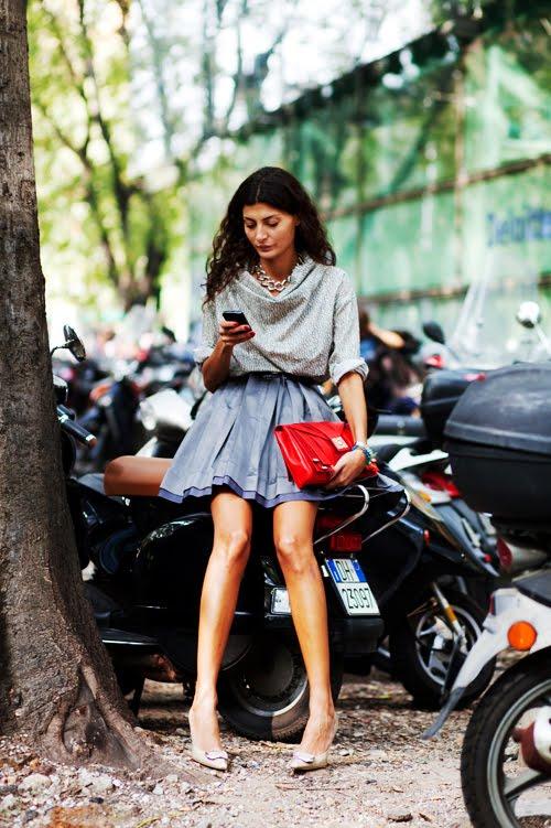 Style Icon Giovanna Battaglia Thetallandtheshortofit