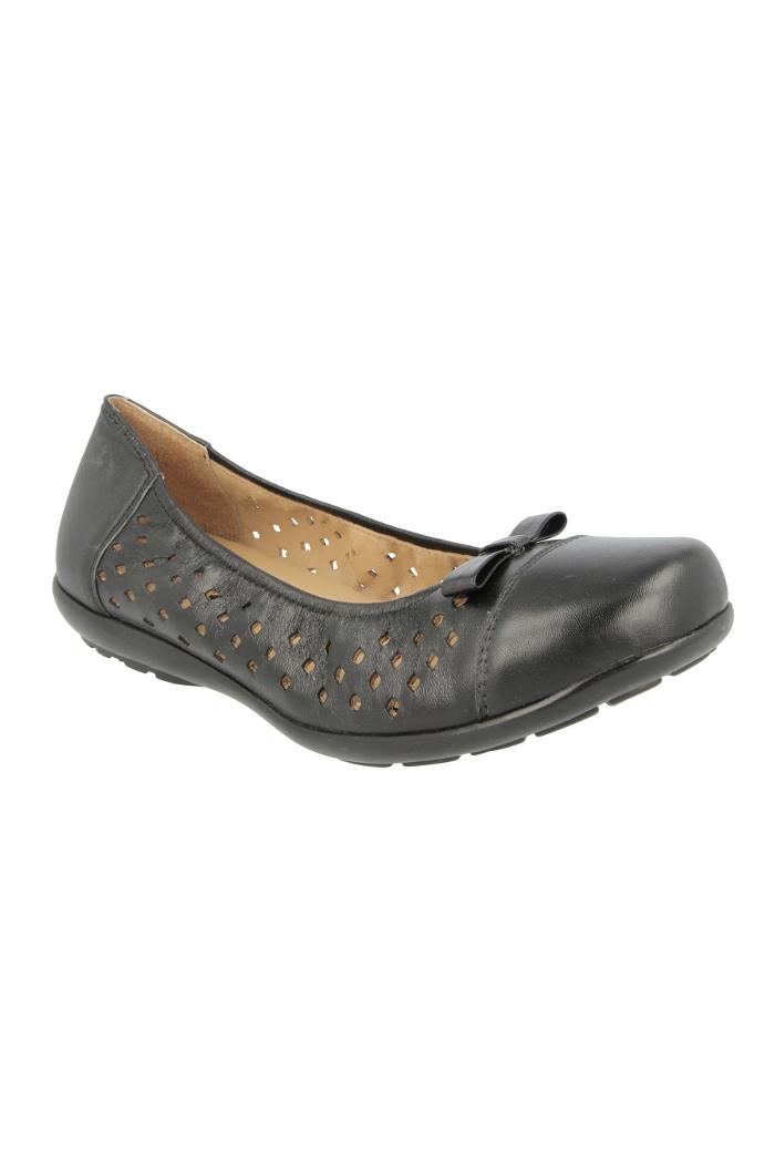 31e6e5fd27d Wide fit women s flat summer shoes DB Shoes 78569A 2V